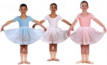 Voile Skirts SALE -  now half price! Blue only 18