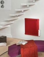 Zehnder Nosta NZ-060 Range Column Electric Radiator in Colour