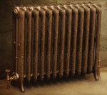 Rococco/Windsor 810 - 3 Column - Period Radiator In Primer By Carron Radiators at Jig