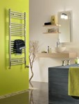 Zehnder Atoll ZSLI Stainless Steel Range Towel Rail Bathroom Radiators Polished