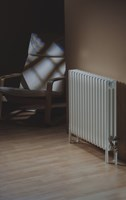 Ancona 3 Column Period Radiator in Colour by The Radiator Company