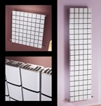 Cubic H - Designer Radiator by MHS Radiators For Wet Systems