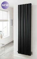 The Radiator Company Samara Anodised Vertical Designer Radiator
