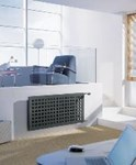 The Karotherm designer radiator by Kermi.