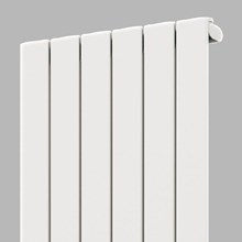 Quinn Slieve 1200mm High Vertical Radiator 433mm-505mm Width