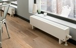 The Radiator Company Mini 130mm Low Horizontal Radiator in Colour