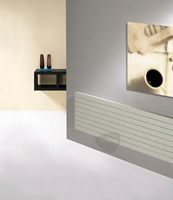 MHS Viola (formerly Havana) Horizontal Steel Flat Tube Radiator by MHS Radiators