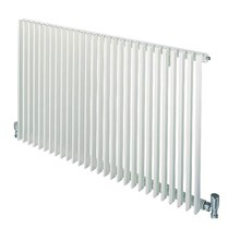 Quinn Adagio 35 600mm High Single Horizontal Column Radiator 630mm-1995mm Width