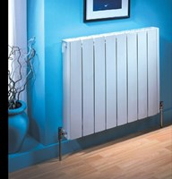 Decoral Ten Modern Radiator by MHS Radiators For Wet Systems