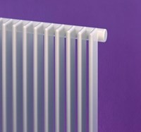 Bisque Finn FN50-77 Horizontal Radiator in White