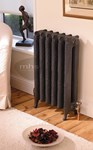 Liberty Traditional Style 954mm Height Electric Period Cast Iron Radiator by MHS Radiators