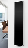 Brolin Radiators Malmo Vitro Glass Fronted Radiator
