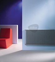 MHS Zenon Line Horizontal Double Steel Radiator by MHS Radiators