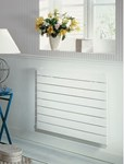 Zehnder Fassane range of VXD Horizontal Double Panel Radiators In White