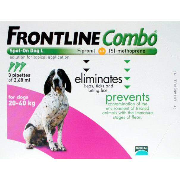 Frontline Combo For Dogs Best Price