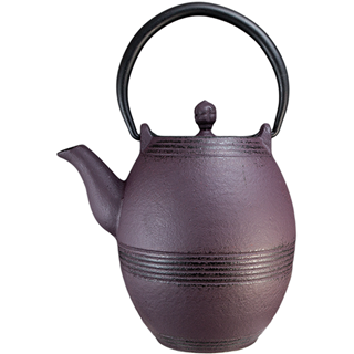 Teapot - Barrel