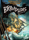 Merchants & Marauders: Broadsides (Stand-alone 2 Player Game)