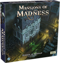 Mansions of Madness: Second Edition - Streets of Arkham