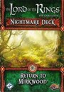 The Lord of the Rings: The Card Game - Return to Mirkwood (Nightmare Deck)