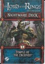 The Lord of the Rings: The Card Game - Temple of the Deceived (Nightmare Deck)
