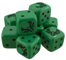 Star Trek: Ascendancy - Romulan Dice Pack