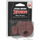 Star Wars: X-Wing Miniatures Game Second Edition - Rebel Alliance Maneuver Dial Upgrade Kit