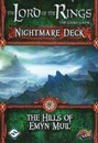 The Lord of the Rings: The Card Game - The Hills of Emyn Muil (Nightmare Deck)