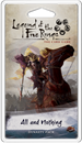 Legend of the Five Rings: The Card Game - All and Nothing (The Balance of the Elements cycle #5)