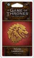 A Game of Thrones: The Card Game (Second Edition) - House Lannister Intro Deck (23rd AUG)