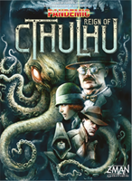 Pandemic: Reign of Cthulhu (PREORDER)