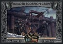 A Song of Ice & Fire: Tabletop Miniatures Game - Builder Scorpion Crew (PREORDER)