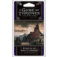 A Game of Thrones: The Card Game (Second Edition) - The Streets of King's Landing (Dance of Shadows Cycle #3)
