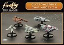 Firefly: The Game - Customizable Ship Models Expansion II