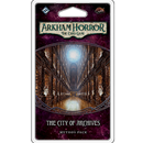 Arkham Horror: The Card Game - The City of Archives Mythos Pack (Forgotten Age Cycle #4) (PREORDER)