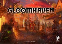 Gloomhaven (RESTOCK SOLD OUT - PLEASE CHECK LATER)