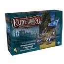 Runewars Miniatures Game: Daqan Infantry Command - Unit Upgrade Expansion