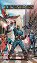 Legendary: A Marvel Deck Building Game - Captain America 75th Anniversary Expansion