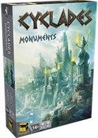 Cyclades: Monuments (PREORDER - Q1 2017)