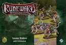 Runewars Miniatures Game: Leonx Riders - Unit Expansion