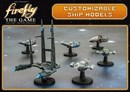 Firefly: The Game - Customizable Ship Models Expansion I