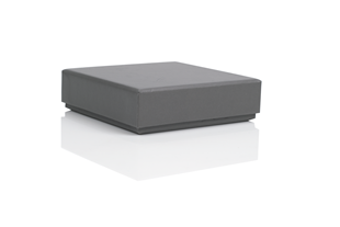 Luxury Grey Bangle Box (JUBAGR)