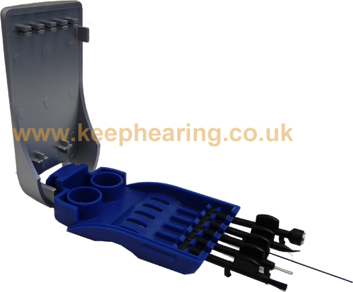 Hearing Aid Cleaning Kit 5 In 1 Hearing Aids Accessories