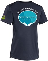 Womens Walk For Charity T-shirt