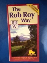 The Rob Roy Way - Footprint map