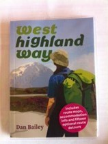 Dan Bailey - West Highland Way Guide Book