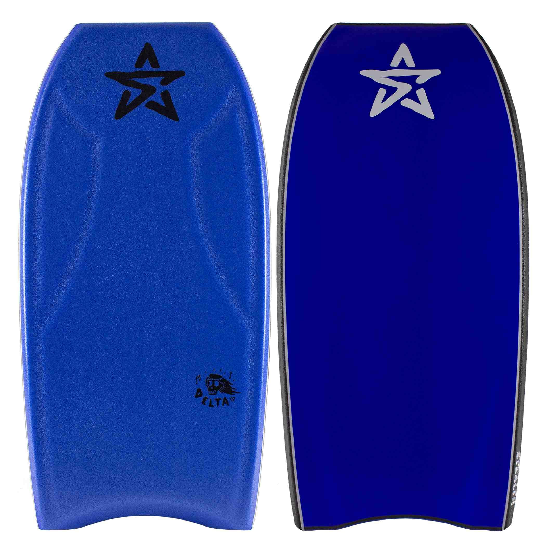 720c43a16180 STEALTH BODYBOARDS Delta PE Core - 2017 18 Model - Package Deal - Assorted  Colours