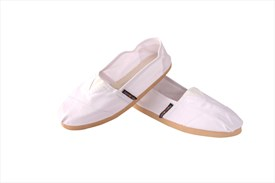 Applegator Shoes - White