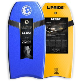 PRIDE BODYBOARDS Pierre Louis Costes Polypro Core - 2014/15 Model