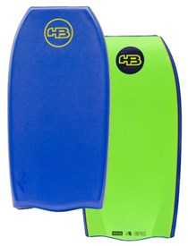 HB Bodyboards Tech Epic PE Core Bat Tail - 2015/16 Model