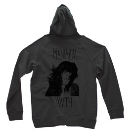 PLASTIC PEOPLE Maniacal Youth Hoody